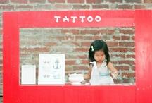 tattoo / by Niki Wedekind