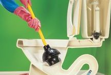Cleaning Tips / Cleaning tips for the home!