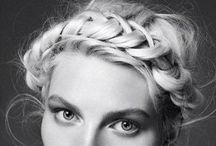 hair & beauty . / by Molly Kidd