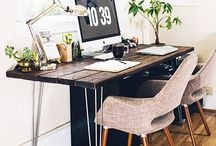 work space . / by Molly Kidd