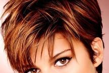 Short hair ideas / by Angela Wonnacott