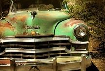 Rusty Relics... / by Angela Wonnacott