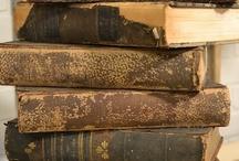 Vintage Books.. / by Angela Wonnacott