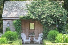 My little rustic getaway / The project that I so look forward to my hubby and son building me... / by Angela Wonnacott