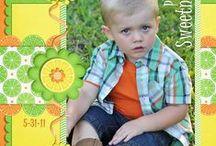 Crafts-scrapbooking-boy