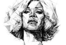 sketches / by Hazel Bond