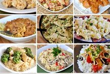 Dinners to try / by Emily Wilbanks