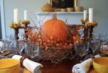 Holidays, Parties & Occasions / Decoration Ideas, inspirational pictures for Halloween, Thanksgiving, Christmas, Baby Showers, Weddings or Birthdays