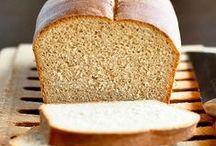 Bread / by Caroline Yeoh