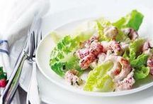 Salad & Dressings / by Caroline Yeoh