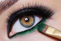 Make Up et Beauty / Visage. Cheveux. Corps. Yeux. Peau. Maquillage.