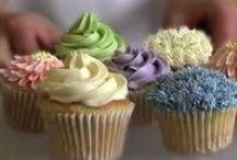 Cupcakes - Decorated