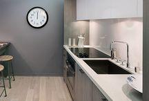 Modern kitchens / by Hazel Bond