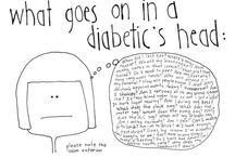 Type 1 Diabetes / by Emily Wilbanks