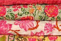 De fil en aiguille - Threads & needle / by Marie-Elisabeth R