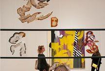 Installation / Huge format printing & spatial design installation.