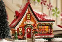 Christmas Villages / by Margaret Koglin