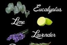 Essential Oils / by Emily Wilbanks