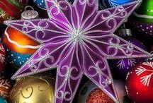 Christmas Ornaments - Not Vintage / by Margaret Koglin
