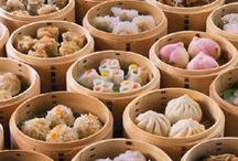 La Cuisine Chinoise / Asian food. Chinese food. Cantonese food.