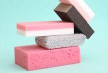 Pastel Colour / Materials.