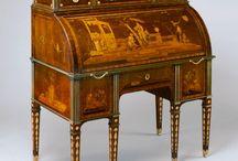 skrivebord antikke