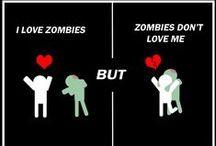Zombies! / by Victoria Irvine