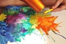 Crafting Fun / by Emerald Eve Attaway Hill