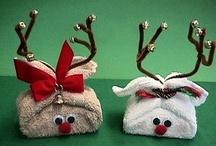 Xmas Gift ideas / by Carol Carlton