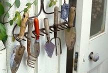 Garden & Outdoor DIY Ideas / by Carol Carlton
