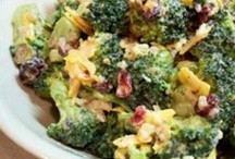 Scrumptious Salads / by Carol Carlton