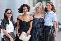 Street Style Fashionistas