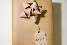 decorate/ wrap it