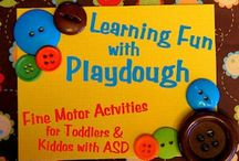 Learning -  Playdough / by Amy Wilson
