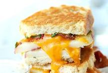 Recipes | Grilled Cheese / I finally had to break down and start a new board JUST for all the wonderful grilled cheese ideas I have come across! Now I'll know where they all are. :-) / by Jill Nystul  |  One Good Thing by Jillee