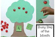 ✏️ Preschool~Apples