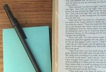 Studying the Bible Well / Bible study journals, printables and ideas for women who want to draw closer to Jesus.