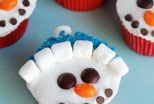 Winter Fun / DIY crafts, decorations, and activities to inspire you to enjoy winter as a family!