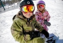 Skiing and Snowboarding / Big Bear is home to two ski resorts, Bear Mountain and Snow Summit. Bear Mountain is known for having an all-mountain park with jibs and jumps located through out the mountain. Snow Summit is a family friendly ski resort, perfect for learning to ski/ride!