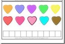 ✏️ Preschool~Valentines Day