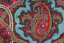 pattern: pretty paisley