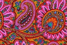 pattern: jacobean