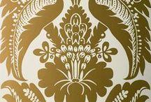 pattern: damask