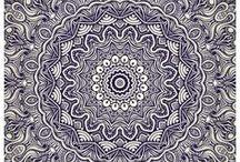 pattern: medallion