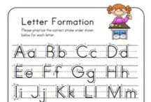 ✏️ Preschool~Pre-K Skills