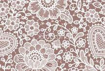 pattern: lace