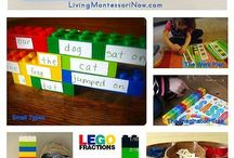 Learning -  Legos / by Amy Wilson
