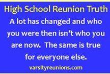 High School Reunion Truths