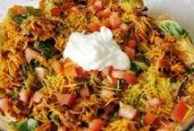 Salads / Healthy and delicious salad recipes