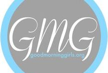 Good Morning Girls / Good Morning Girls gather to study the Bible and keep each other accountable in their daily quiet times. http://www.womenlivingwell.org/